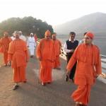 Revered Srimat Swami Smarananandaji Maharaj @Dimna7