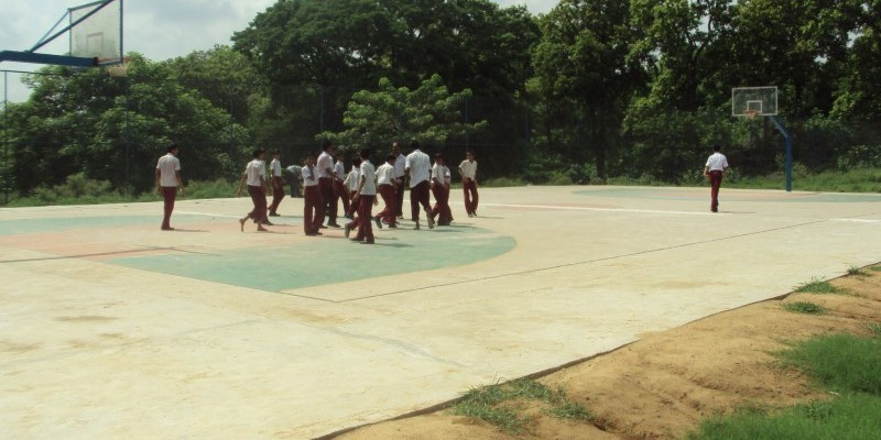 Playground at LIHS School